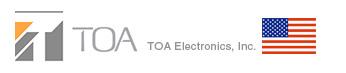 TOA Amplifiers speakers digital signal processors